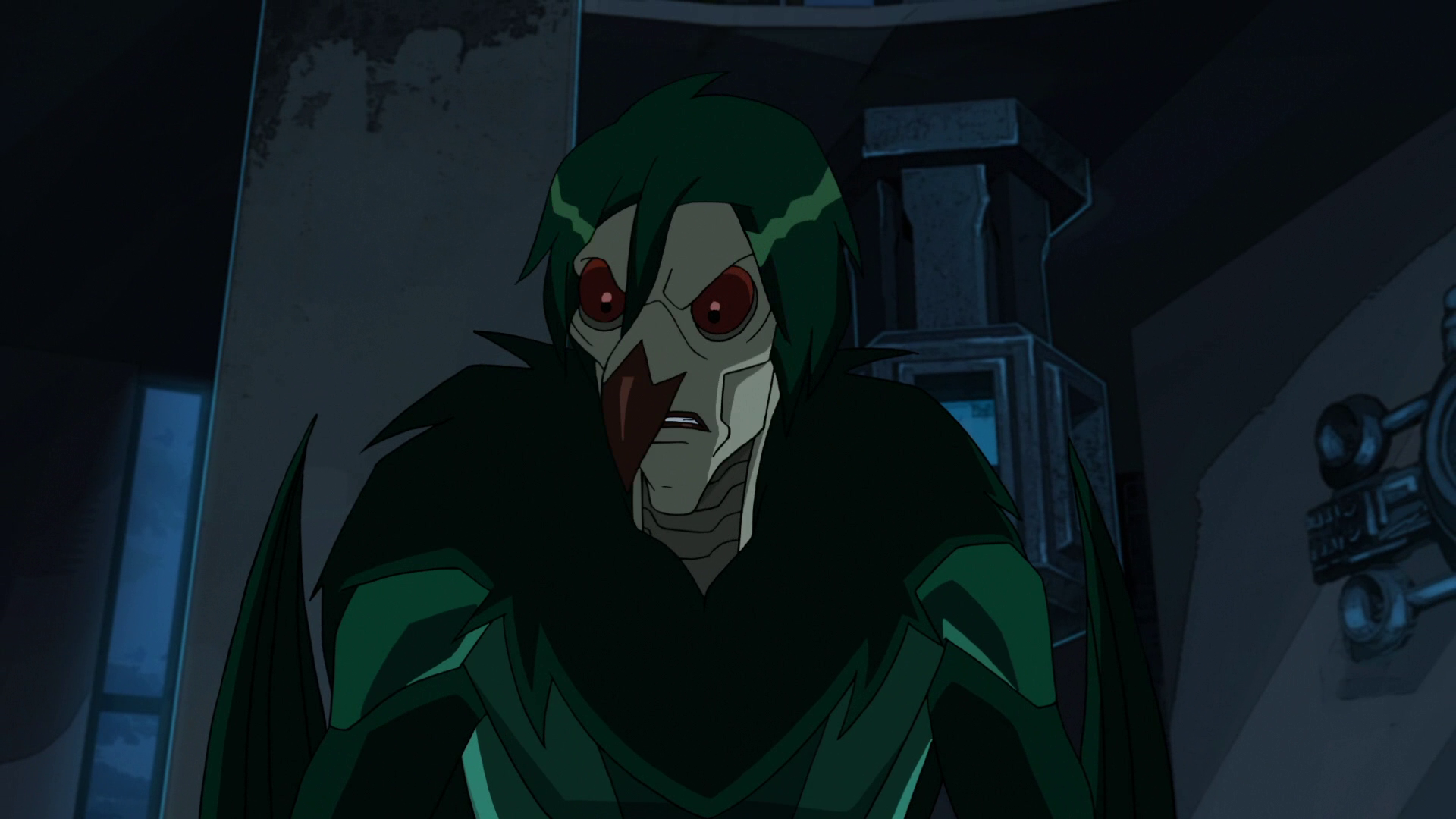 Vulture Ultimate Spider Man