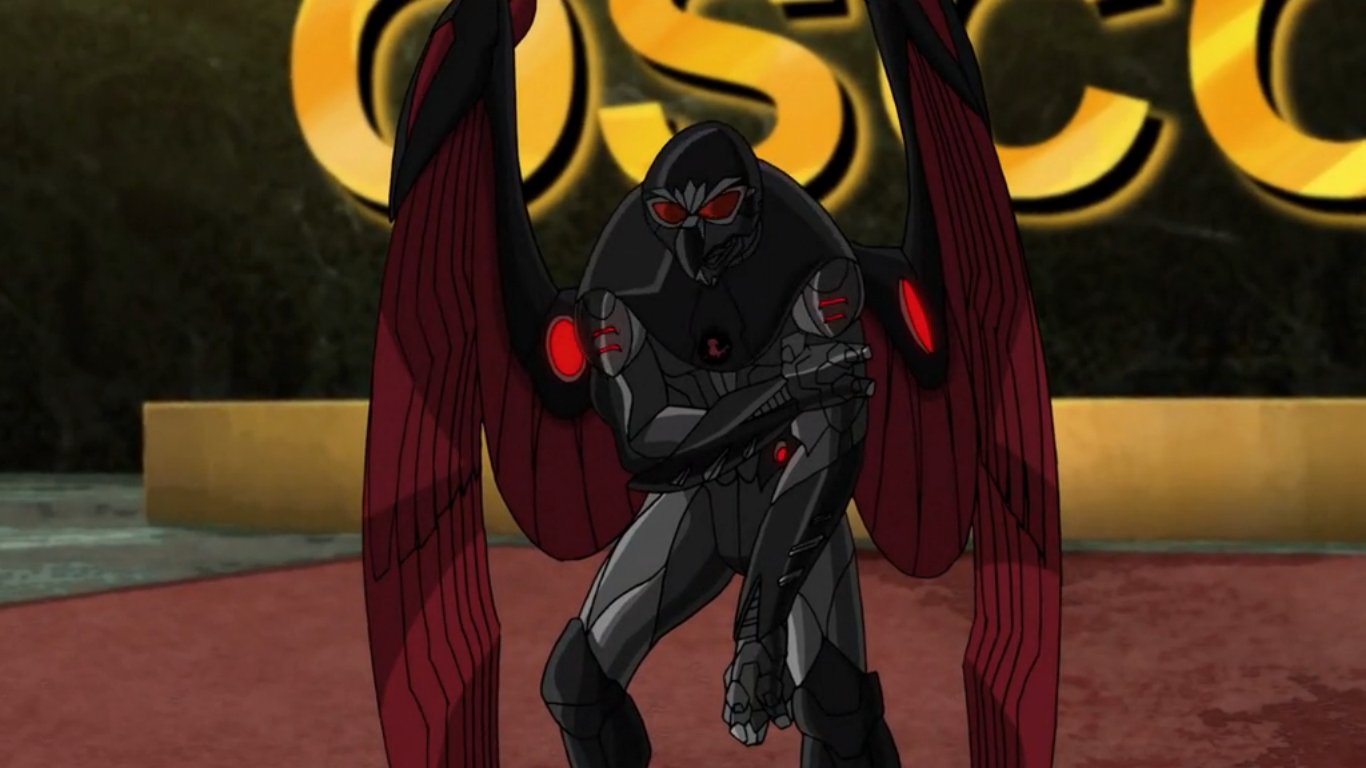 Vulture | Ultimate Spi...