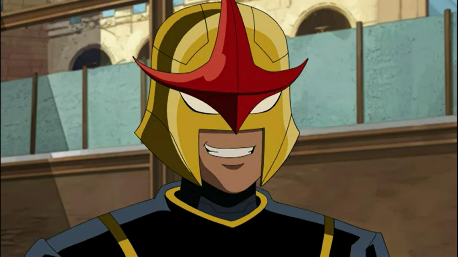 Nova ultimate spider man wiki - photo#3