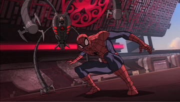 Hydra Doc Ock vs Spider-Man