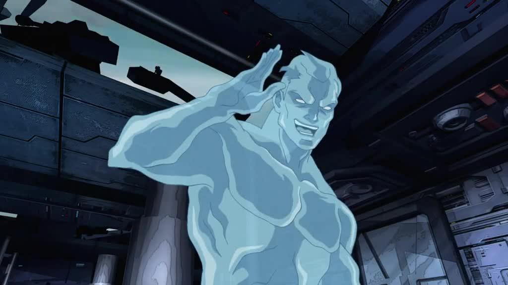 hydroman ultimate spiderman animated series wiki