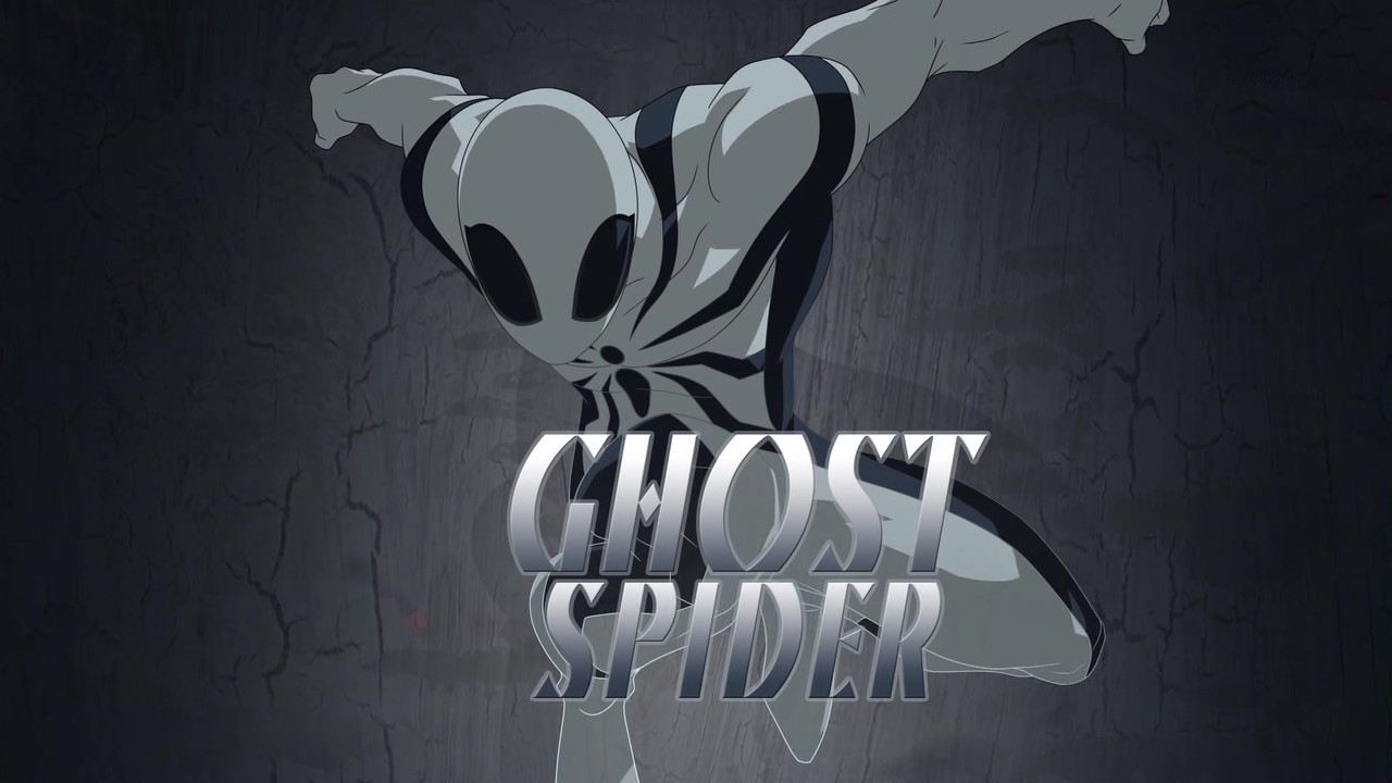 ultimate spider man tv series white tiger