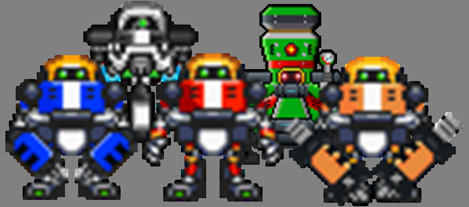 Robots Serie
