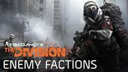 Tom Clancy's The Division - Enemy Factions UK