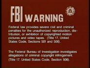 20th Century FOX FBI Warning Screen 1c