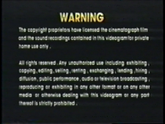 2001 - TVBI Company Limited Warning Screen in English