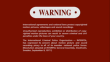 Sony Pictures Home Entertainment (Warning 2) (Part 1)