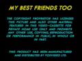 Fox Video UK Warning (1991) (My Best Friends Too)