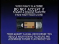 Columbia Tristar Home Entertainment Video Piracy (2001-)