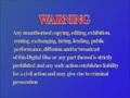 Middle Win Trade Co. Warning Screen 2b