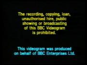 BBC Video Warning (1980s-1988)