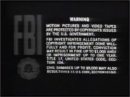 Guild Home Video Piracy Warning (1994) Hologram