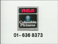 RCA-Columbia Pictures International Video Piracy Warning (1984) (S2)