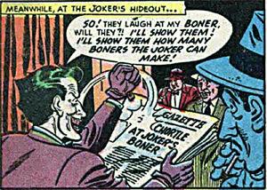 Jokersboner