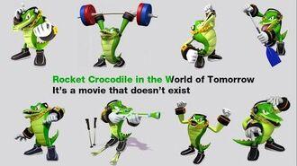 Rocket Crocodile in the World of Tomorrow by Jason MacIsaac - Karaoke Version