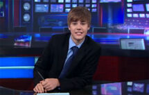Justin Bieber Daily show