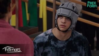 The Fosters Season 4, Episode 14 Sneak Peek Jesus Struggles in Physical Therapy Freeform