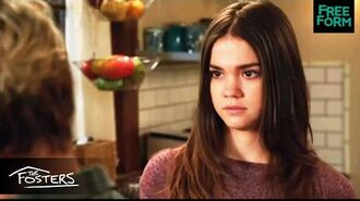The Fosters Season 4, Episode 16 Sneak Peek Stef and Callie Discuss Her Trial Freeform