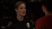 The fosters pilot stef