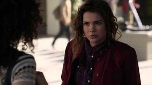 "THE FOSTERS 1x17 Sneak Peek 1 ""Kids In the Hall"" -- Maia Mitchell, Sherri Saum, Hayden Byerly"
