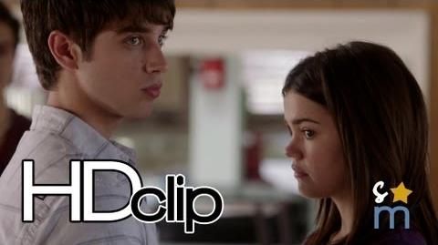"""THE FOSTERS 1x04 """"Dance Lessons"""" Exclusive Clip - Maia Mitchell, David Lambert, Madisen Beaty"""