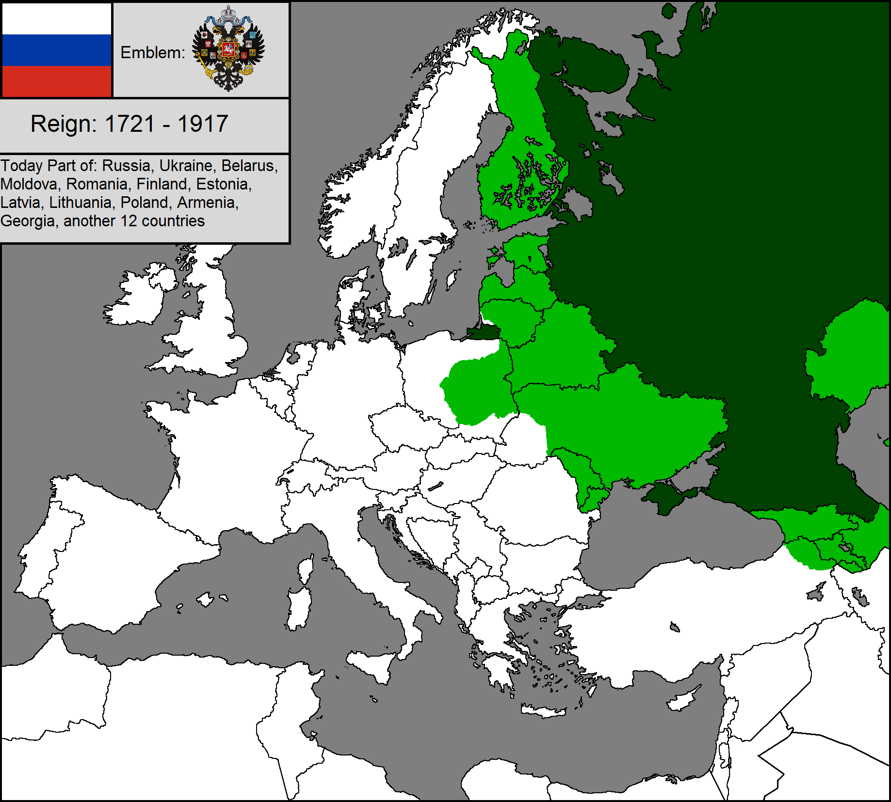 Russian Empire As 75