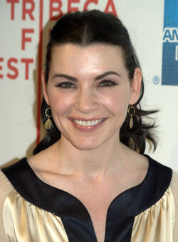 Julianna Margulies at the 2009 Tribeca Film Festival