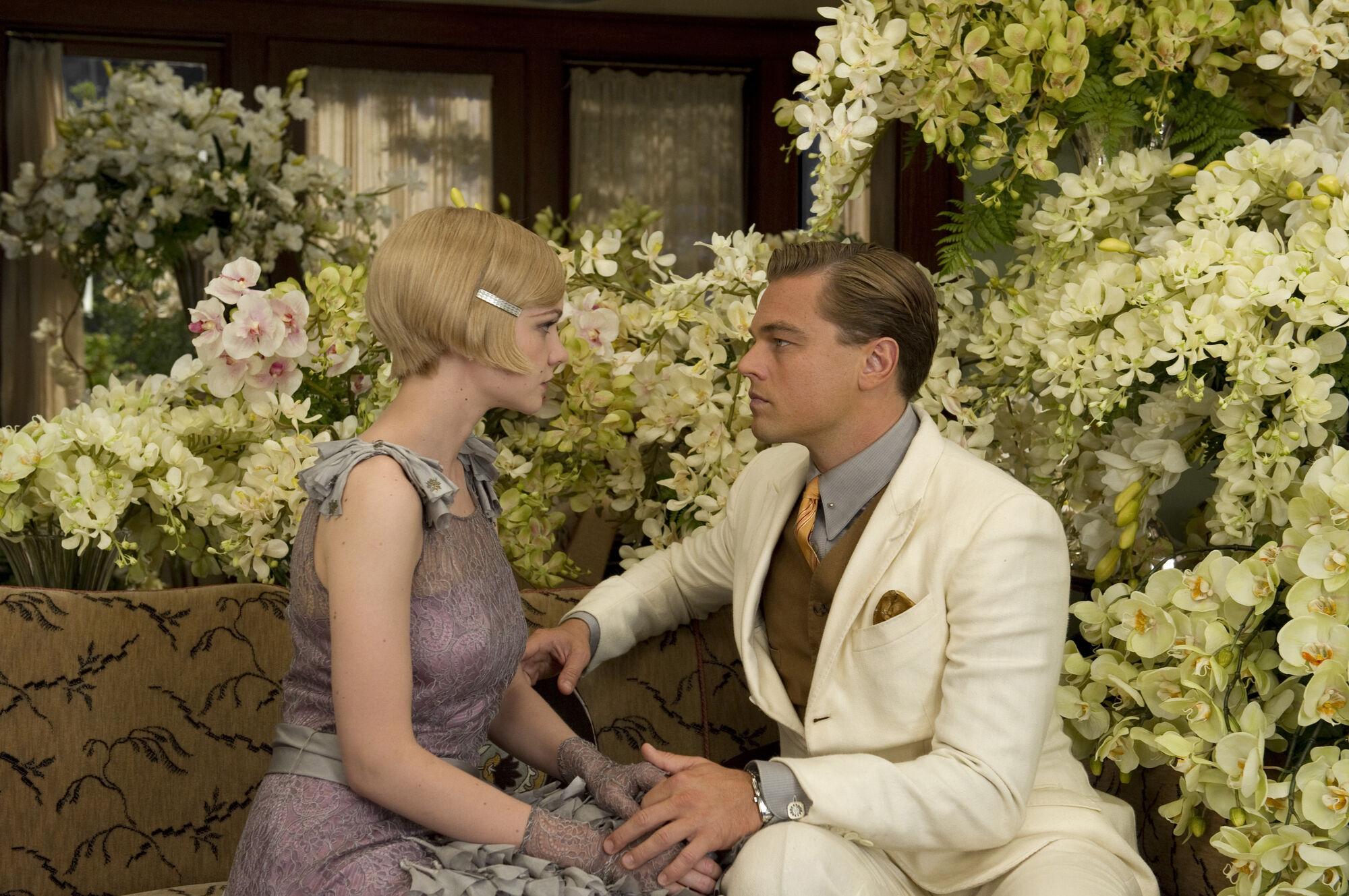 Great gatsby daisy ring