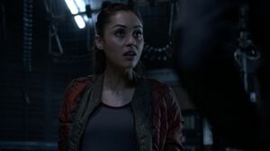 The 100 S3 episode 15 - Raven