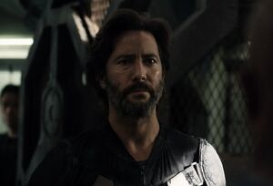 The100 S3 Watch The Thrones Marcus 6