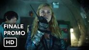 """The 100 2x16 Extended Promo """"Blood Must Have Blood Pt"""