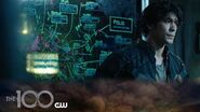 The 100 Heavy Lies The Crown Trailer The CW