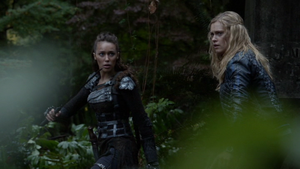 Survival of the Fittest 047 (Clarke and Lexa)
