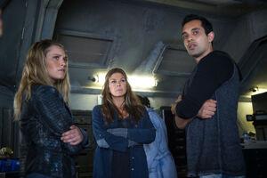 The Four Horsemen (Promo 10) (Clarke, Abby, and Jackson)