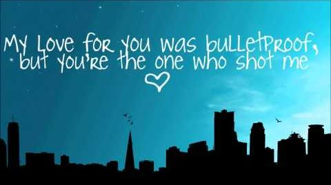 Bulletproof Love-Pierce The Veil aka summay song