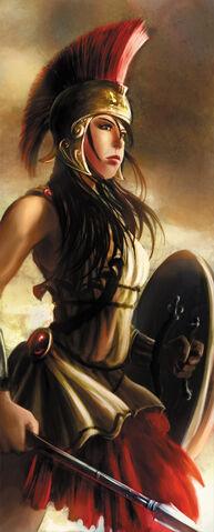 File:Greek goddess Athena by Alayna.jpg