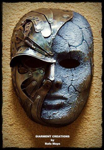 File:Steampunk metal stone mask by diarment-d3a4lpv.jpg