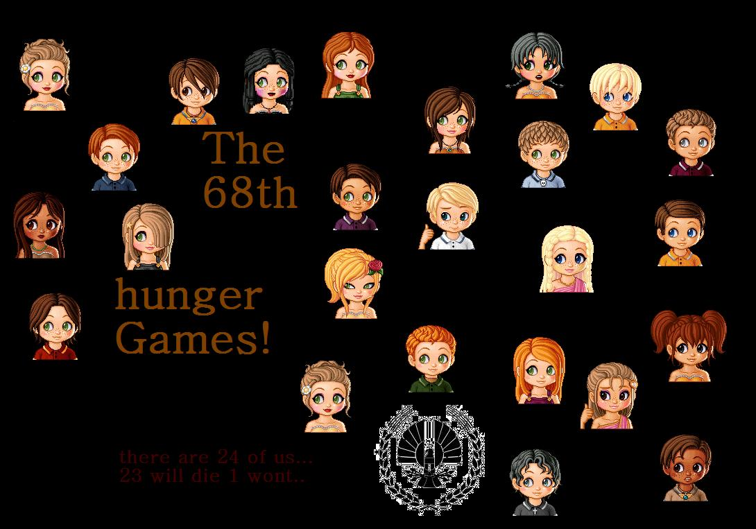 user blogthe hungarian games68th hunger games the