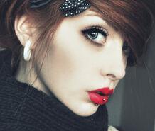 Beautiful-brown-hair-cute-cute-girl-gauges-Favim.com-438899