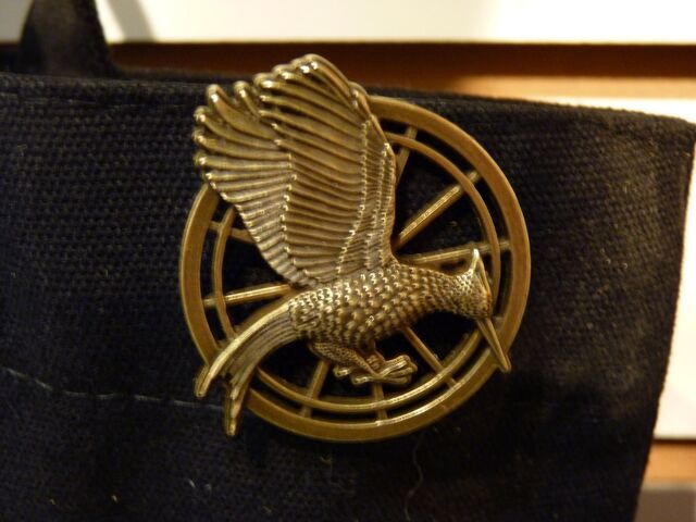 File:Catching fire mockingjay pin merchandise.jpg