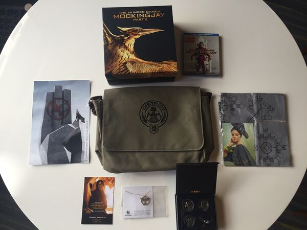 THG-goodie bag