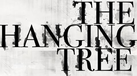 """The Hanging Tree"" by Sam Cushion & Rachel Macwhirter"