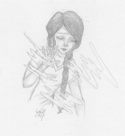 File:Katniss everdeen by kate 7htc-d3bqqsl.jpg