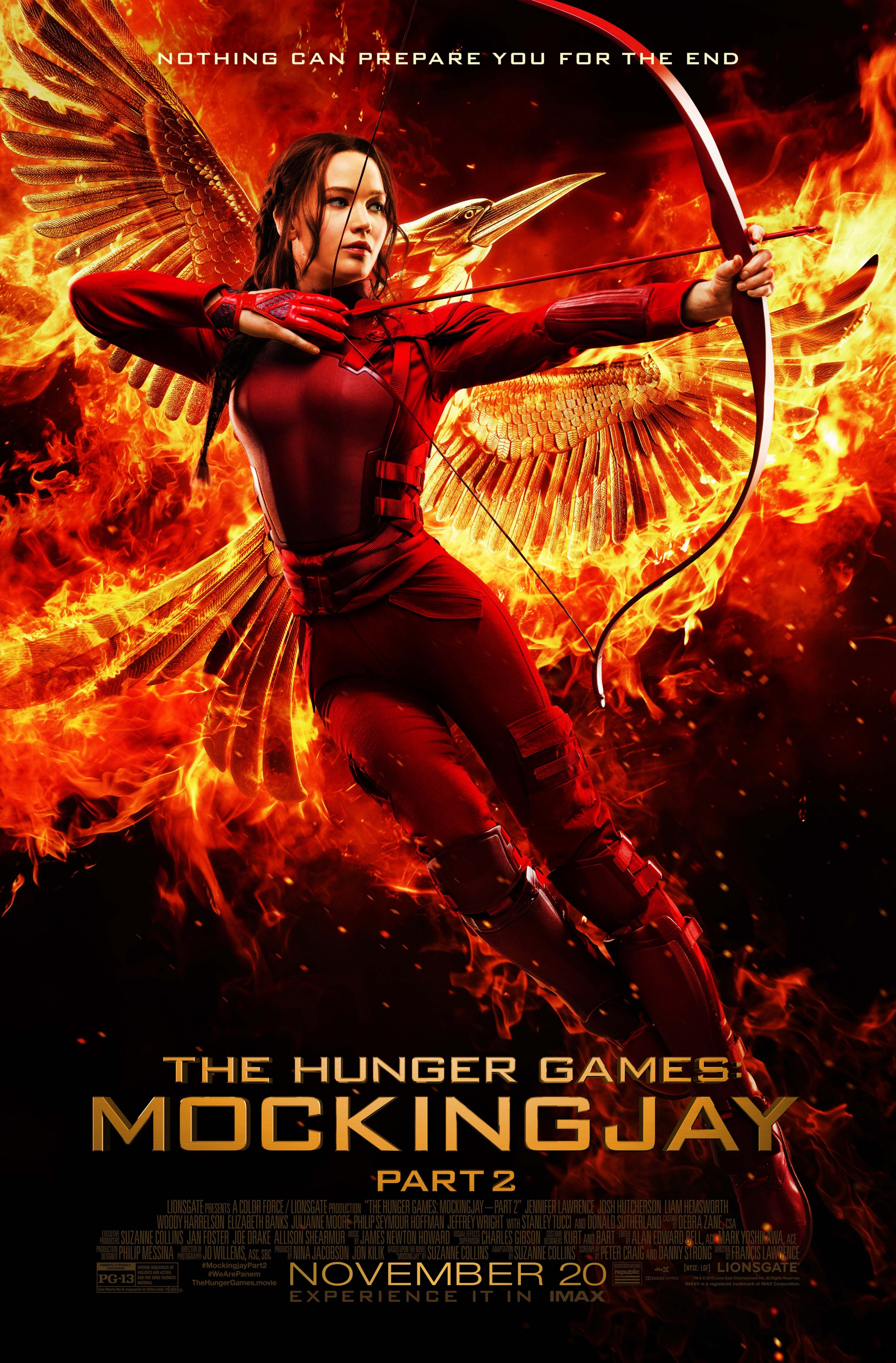The Hunger Games: Mock...