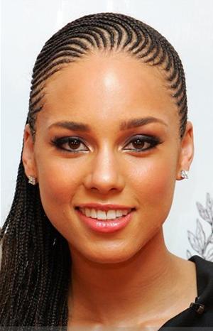 Marvelous Image Cornrows Hairstyles For Girls The Hunger Games Wiki Short Hairstyles For Black Women Fulllsitofus