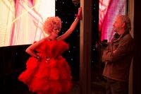 Effie Francis BTS-catchingfire