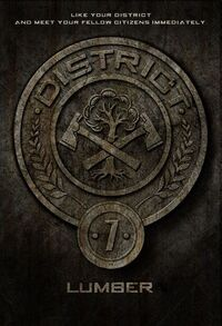 Distrct 7 seal logo