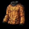 Basic jacket orange 256