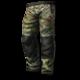 Basic pants camo forest 256