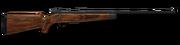 Bolt action rifle 270 256